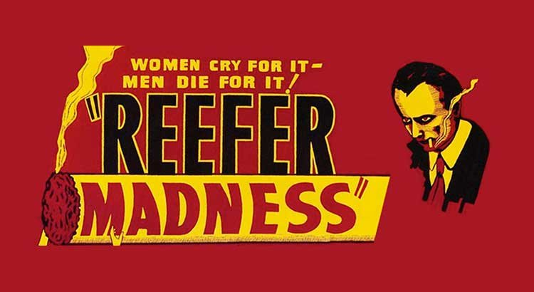 Reefer Happiness To Madness