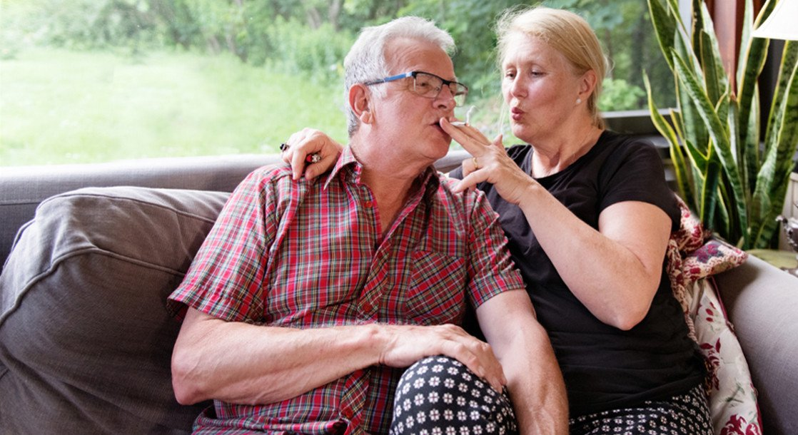 Baby Boomers Are Using More Marijuana Than Ever, New Study Finds