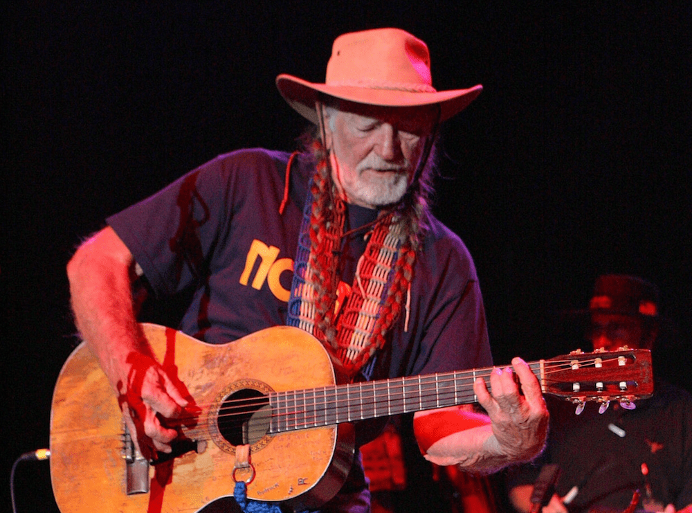A Founder Looks at 50: Willie Nelson, America's Favorite Pot Smoker